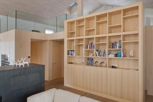 Bibliothek_Galerie