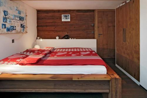 Altholz Schlafzimmer Umbau