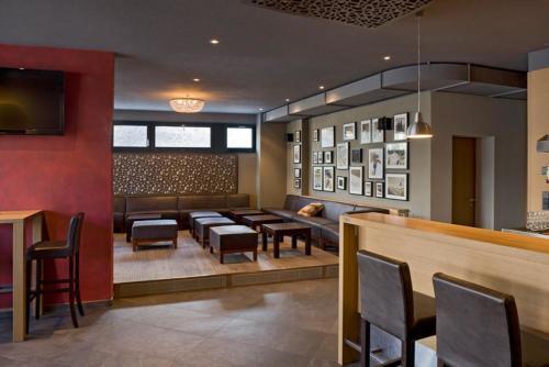 Bellagio Lounge Bereich