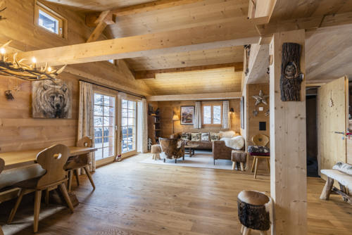 Chalet Umbau Interiordesign