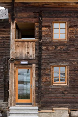 Hauswand Fenster