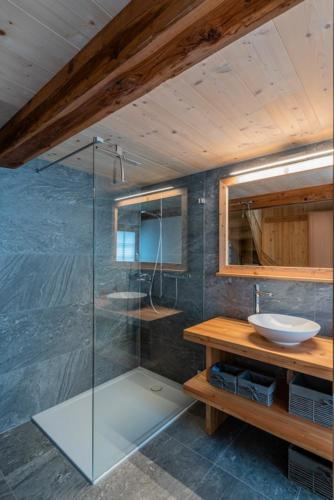 Umbau Stall bad